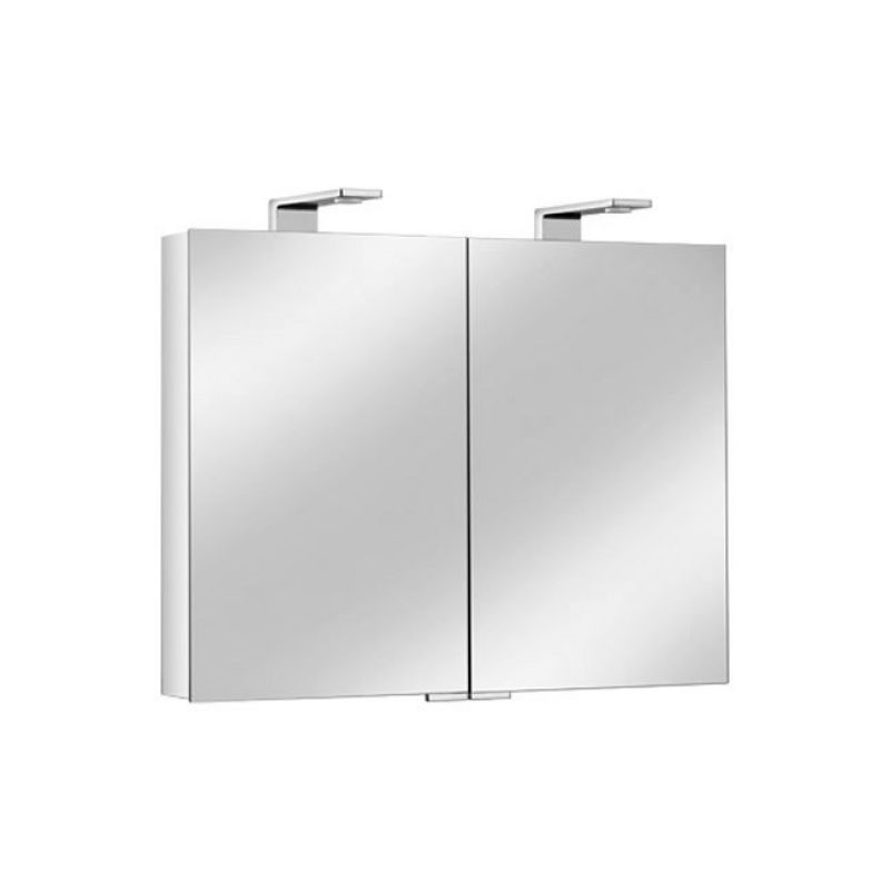 Keuco royal universe 800mm illuminated mirror cabinet ukbathrooms - Bathroom cabinets keuco ...