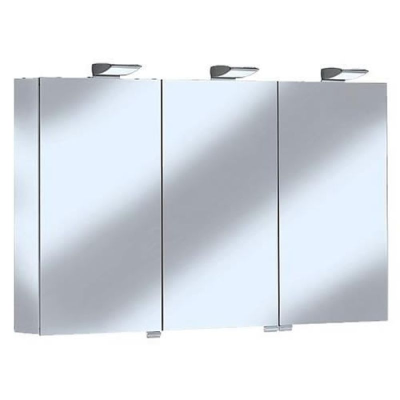 Keuco royal 35 1300mm bathroom mirror cabinet ukbathrooms - Bathroom cabinets keuco ...