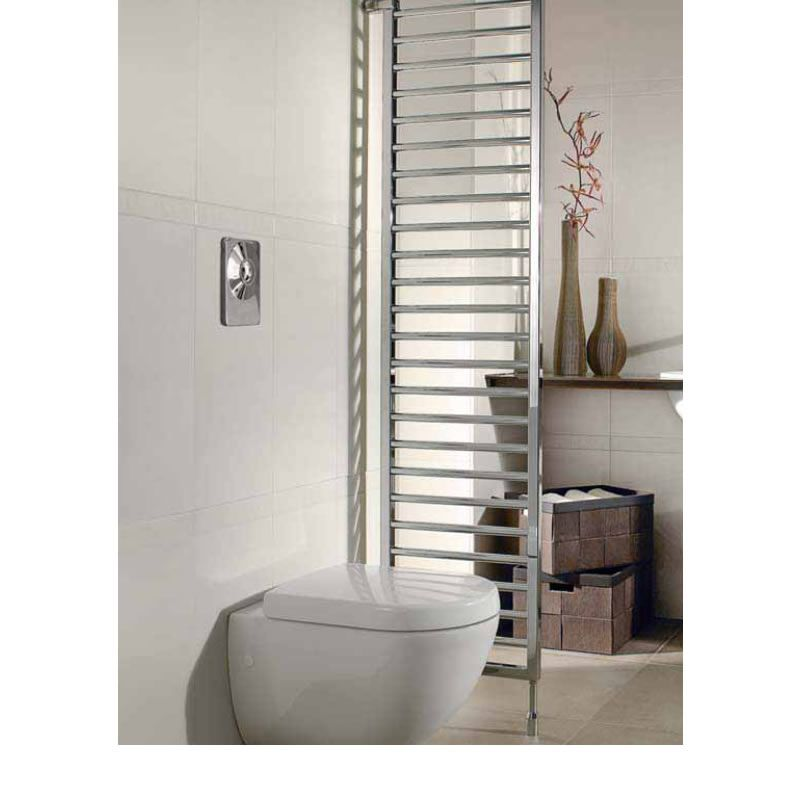 Villeroy boch by zehnder subway towel drying radiator for Villeroy et boch salle de bain