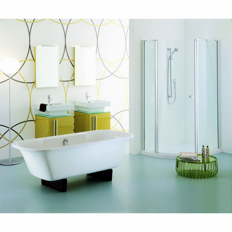 Adamsez Essence Freestanding Bath UkBathrooms