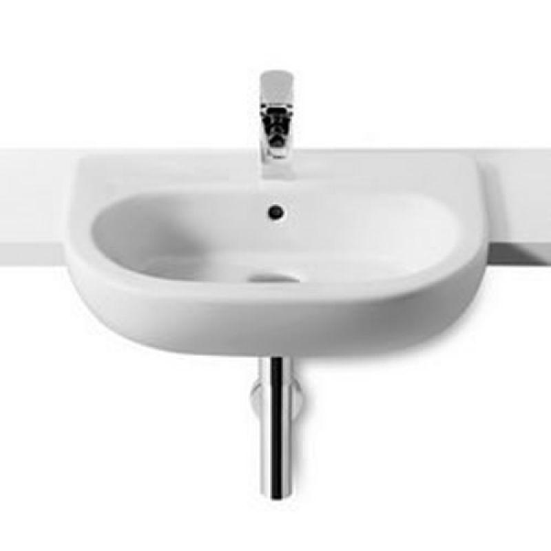 Roca Meridian N Semi Recessed Basin A32724s000 Uk Bathrooms