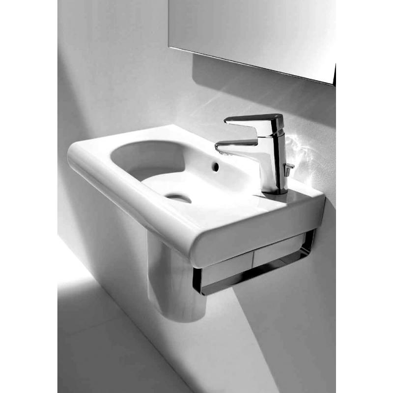 Roca Meridian N Compact 550mm Basin A32724z000 Uk Bathrooms