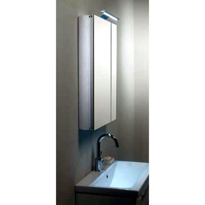 Fantastic Home Bathroom Furniture Slimline Vanity Units Nova Dark Wood Slimline