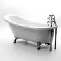 Freestanding Traditional Baths
