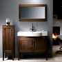 Freestanding Bathroom Wall Units