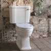 Arcade Open Back Close Coupled Toilet
