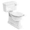 Burlington Vertical Outlet Close Coupled Toilet
