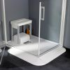 Kinedo Traymatic Low Profile Shower Tray with Pump
