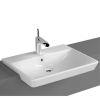 VitrA T4 Semi Recessed Basin
