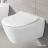 Villeroy and Boch Subway 2.0 Rimless Wall Hung WC with ViFresh