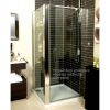 Roman Embrace Frameless Shower Side Panel