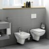 Vitra S20 Short Projection Wall Hung Toilet