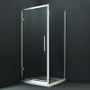 Merlyn Series 8 Hinged Shower Door Package