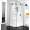 Phoenix Motion 8mm Frameless Twin Door Quadrant Shower Enclosure