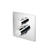 Ideal Standard Concept Easybox Slim Bath Shower Mixer with Square Faceplate