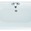 Adamsez Portobello i Inset Roll Top Bath