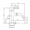 Crosswater Design Bidet Mixer