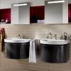 V&B Subway 2.0 Curved Vanity Unit