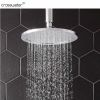 Crosswater Dial Fixed Shower Head