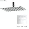 Crosswater Glide Stainless Steel Shower Head