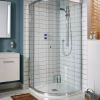 Simpsons Edge Single Door Quadrant Shower Enclosure