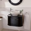 Imperial Carlyon Roseland Wall Hung Vanity Unit with Vessel Bowl