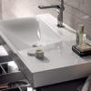 Geberit Xeno2 Offset 90cm Washbasin with Shelf Surface