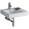 Geberit iCon Offset Basin with Decorative Dish