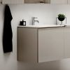 Geberit Acanto Vanity Unit with Slim Rim Washbasin