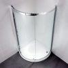 April Identiti2 Bow Fronted Quadrant Shower Enclosure