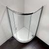 April Identiti2 Single Door Quadrant Shower Enclosure