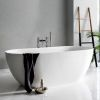 Clearwater Formoso Petite Clear Stone Bath