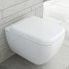 Vitra Designer Shift Wall Hung Toilet