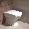 Vitra Serenada Back to Wall Toilet