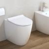 Vitra Sento Back to Wall Toilet
