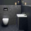 Geberit Acanto Wall Hung Vanity Unit with One Door