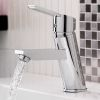 Pegler Storm Monobloc Basin Mixer Tap with Waste