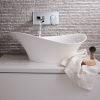 Bauhaus Alice Oval Countertop Basin