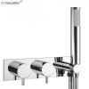 Crosswater Mike Pro Thermostatic Shower Valve With Kit