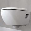 Geberit Smyle Round Rimfree Wall-hung Toilet