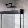 Crosswater MPRO Single Slider Shower Door