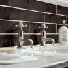 Crosswater Belgravia Crosshead Cloakroom Basin Taps