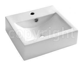 Bauhaus Bolonia Wall Mounted Basin