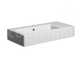 Bauhaus Air 80 Wall Mounted Basin