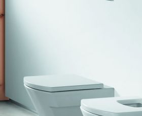 Roca Hall Wall Hung WC Suite