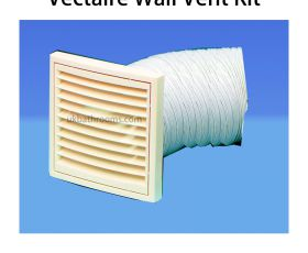 Vectaire Wall Vent Kit
