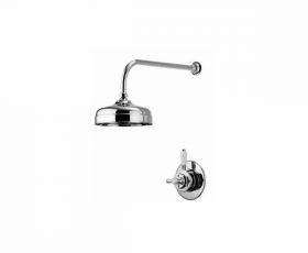 Aqualisa Aquatique Thermo Concealed Mixer with Fixed Head