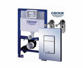 38773000 Grohe Cosmo 82cm WC Frame Pack