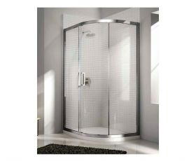 Merlyn Vivid Eight 1 Door Offset Quadrant Shower Enclosure