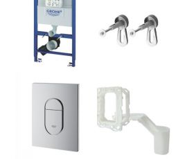 Grohe Arena 4in1 Fresh Pack